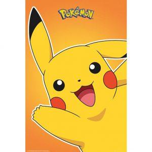 Pokemon Poster Pikachu 273