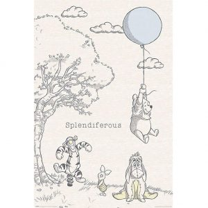 Winnie The Pooh Poster Splendiferous 144