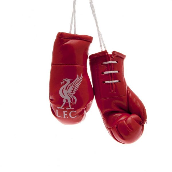 Liverpool FC Mini Boxing Gloves