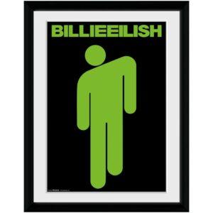 Billie Eilish Picture Stickman 16 x 12