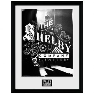Peaky Blinders Picture Shelby Company 16 x 12