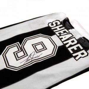 Newcastle United FC Shearer Signed Shirt