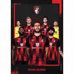 AFC Bournemouth Calendar 2021
