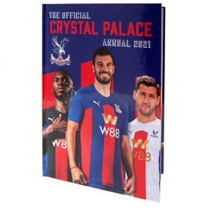 Crystal Palace FC Annual 2021