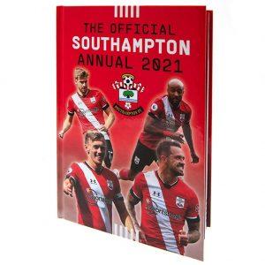 Southampton FC Annual 2021