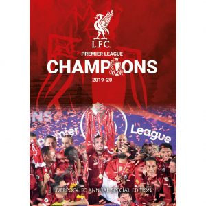 Liverpool FC Premier League Champions Annual