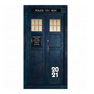 Doctor Who Pocket Diary 2021