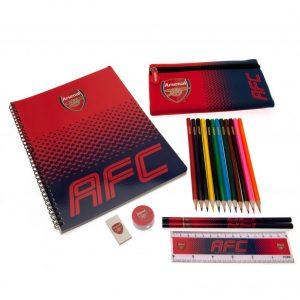 Arsenal FC Ultimate Stationery Set