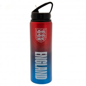 England FA Aluminium Drinks Bottle XL