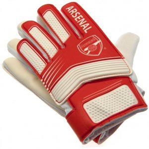 Arsenal FC Goalkeeper Gloves Yths