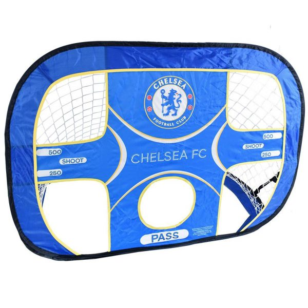 Chelsea FC Pop Up Target Goal