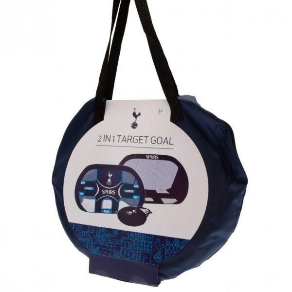 Tottenham Hotspur FC Pop Up Target Goal