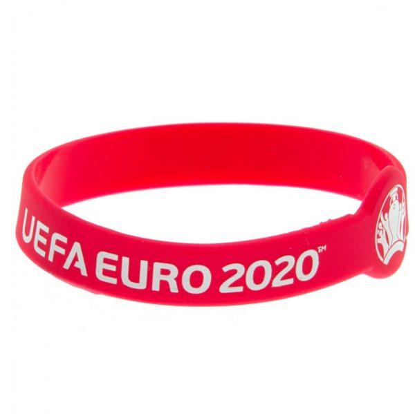 UEFA Euro 2020 Silicone Wristbands