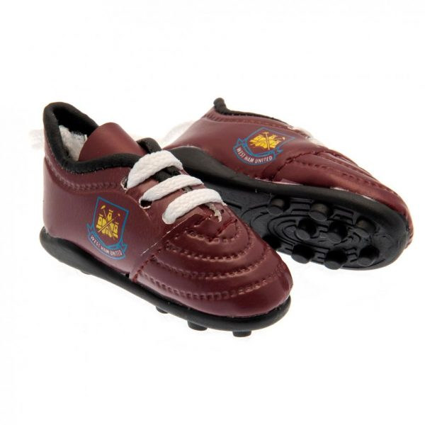 West Ham United FC Mini Football Boots
