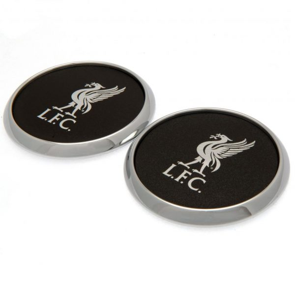 Liverpool FC 2pk Premium Coaster Set