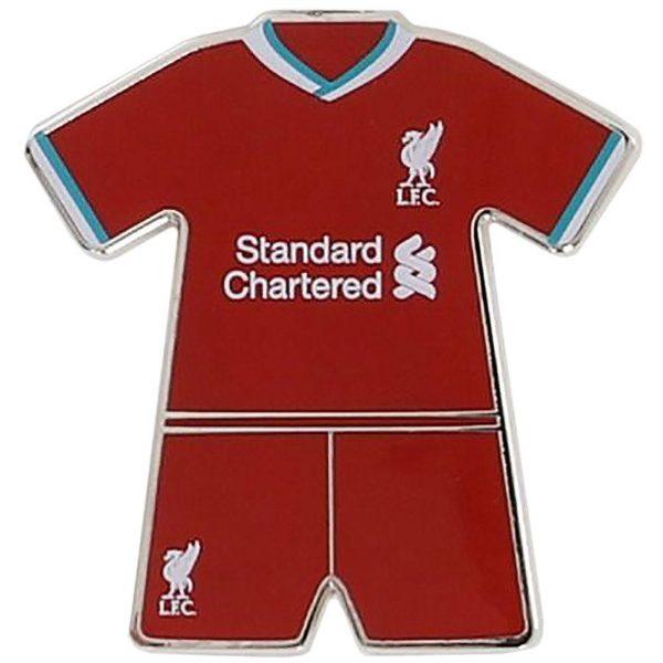 Liverpool FC Home Kit Fridge Magnet