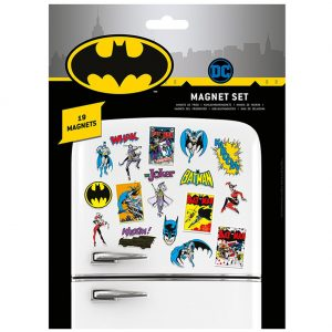 Batman Fridge Magnet Set