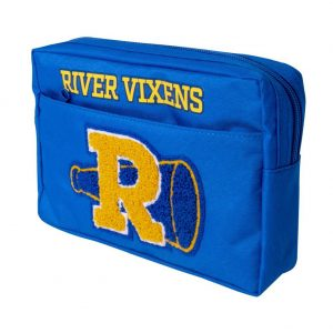 Riverdale Multi Pocket Pencil Case River Vixens