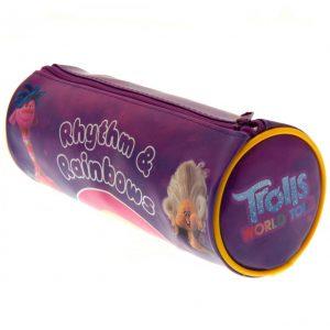 Trolls World Tour Barrel Pencil Case