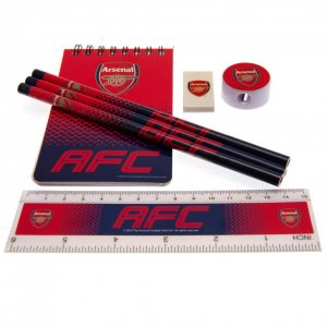 Arsenal FC Starter Stationery Set