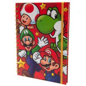 Super Mario Notebook