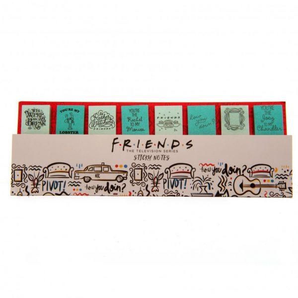 Friends Sticky Notes