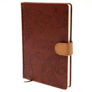 Game Of Thrones Premium Notebook