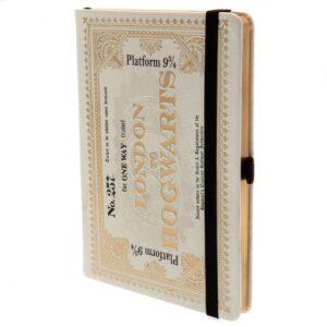 Harry Potter Premium Notebook Ticket