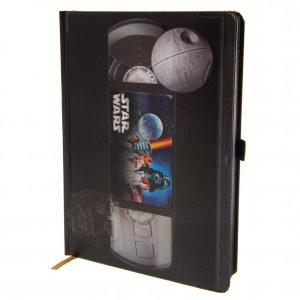Star Wars Premium Notebook VHS