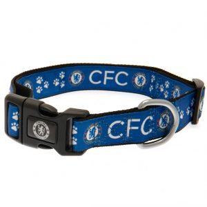 Chelsea FC Dog Collar Large