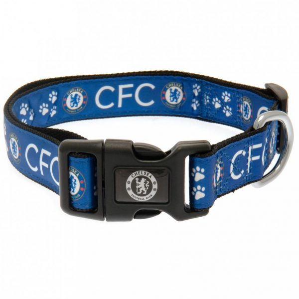 Chelsea FC Dog Collar Large
