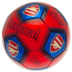 Arsenal FC Football Signature