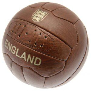 England FA Faux Leather Football