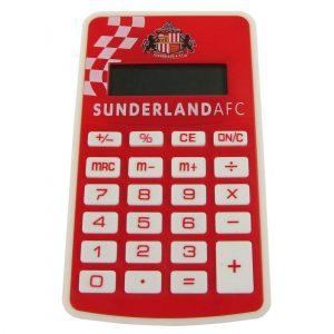 Sunderland AFC Pocket Calculator