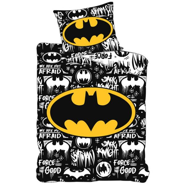 Batman Single Duvet Set