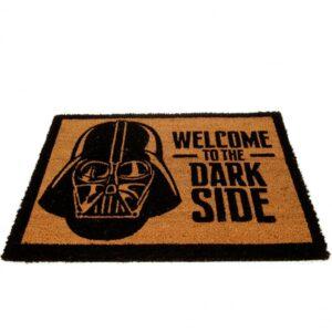 Star Wars Doormat The Dark Side