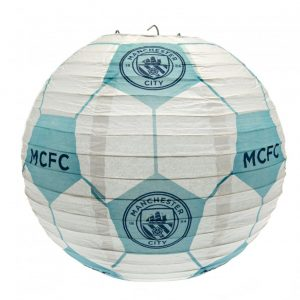 Manchester City FC Paper Light Shade