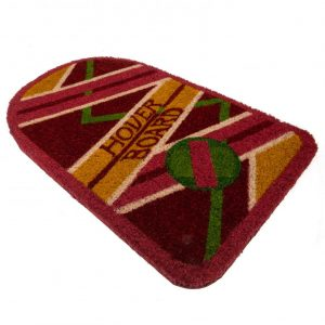Back To The Future Doormat Hoverboard