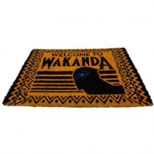 Black Panther Doormat