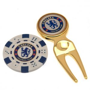 Chelsea FC Golf Gift Set