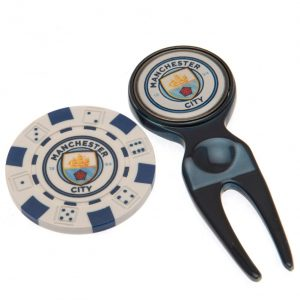 Manchester City FC Golf Gift Set