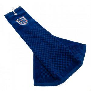 England FA Tri-Fold Towel BL
