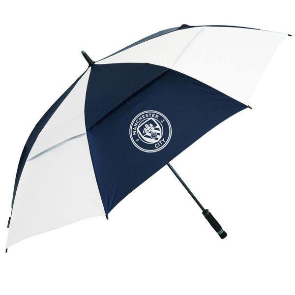 Manchester City FC Tour Dri Golf Umbrella