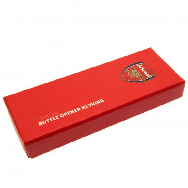 Arsenal FC Executive Bottle Opener Key Ring