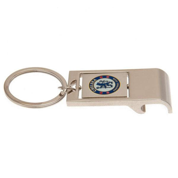 Chelsea FC Executive Bottle Opener Key Ring
