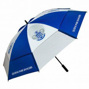 Queens Park Rangers FC Golf Umbrella Double Canopy
