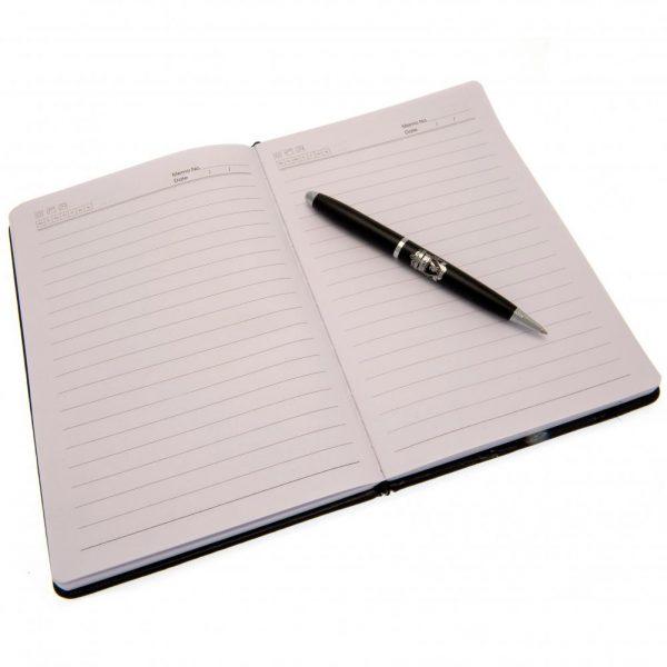 Liverpool FC Notebook & Pen Set