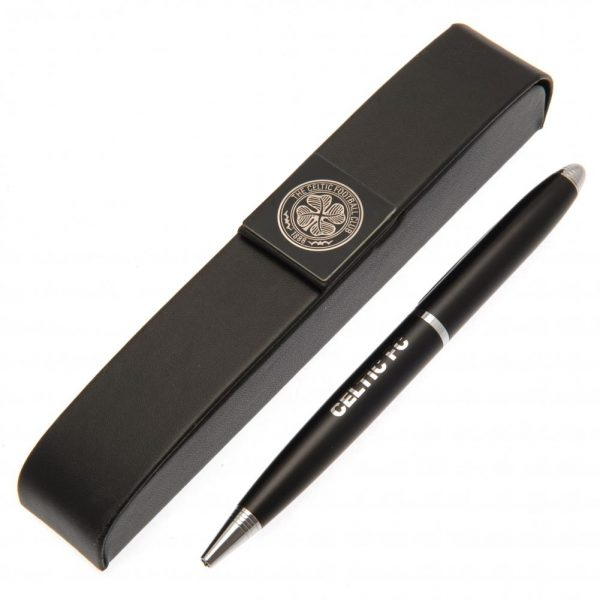Celtic FC Pen & Case Set