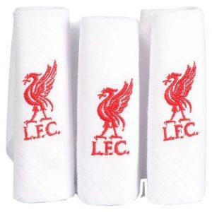 Liverpool FC 3pk Handkerchieves