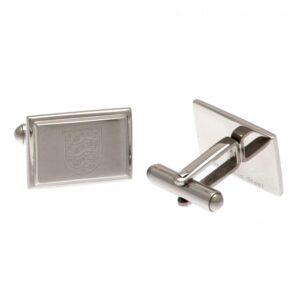 England FA Stainless Steel Cufflinks